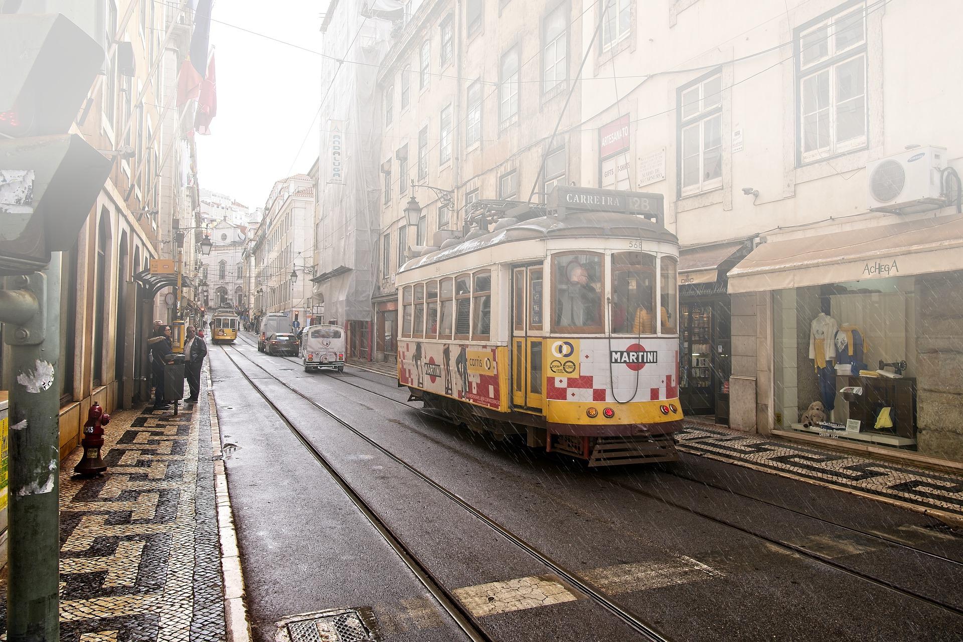 Kouzelné čtvrti v Lisabonu