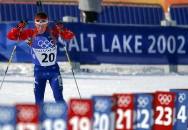 Olympijský běžkař