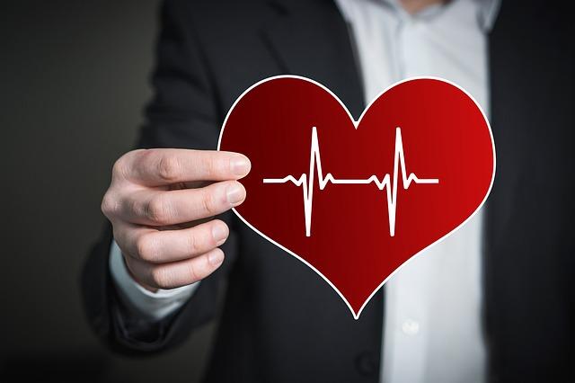 pulzující srdce