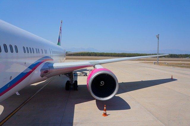 motory letadla