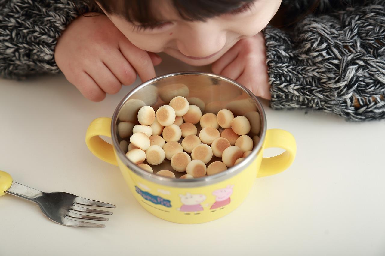 vlastní miska na jídlo